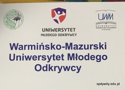 Uniwersytet Młodego Odkrywcy