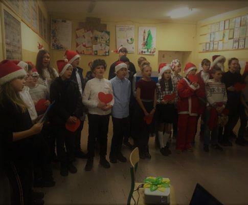 Christmas Show w naszej szkole