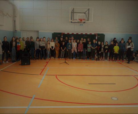 Apel podsumowujący pierwsze półrocze roku szkolnego 2019/2020